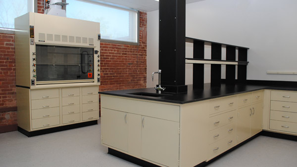 Biotech in the 'Burbs
