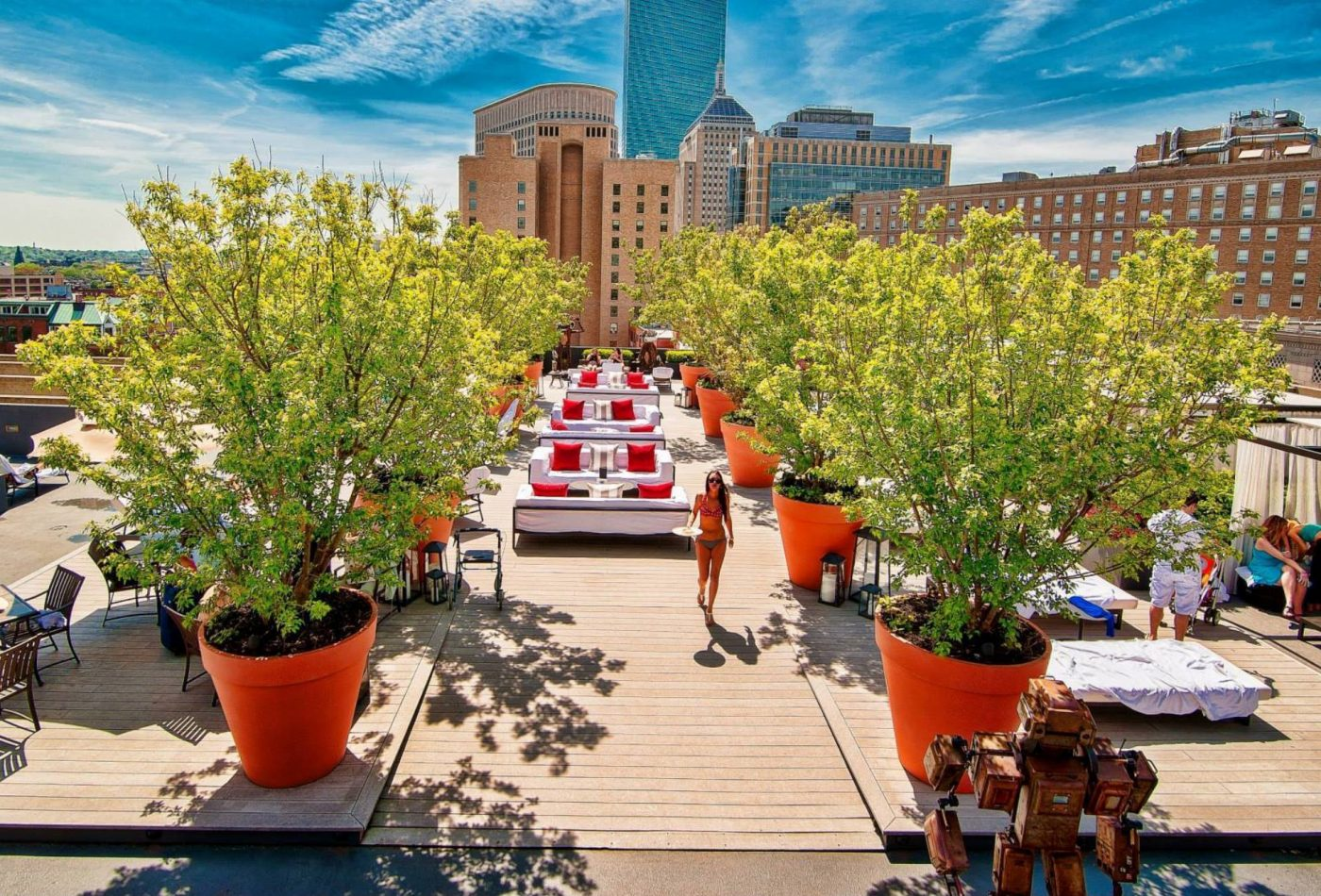 5 Fun and Functional Greater Boston Rooftops