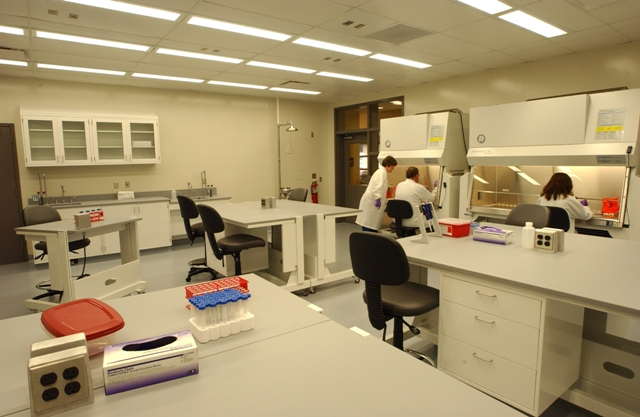 Lab Space Checklist