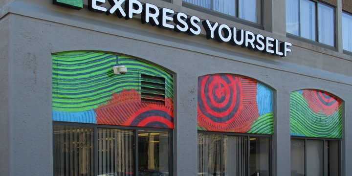 Express Yourself Makes an Artistic Impact on the Cummings Center Community