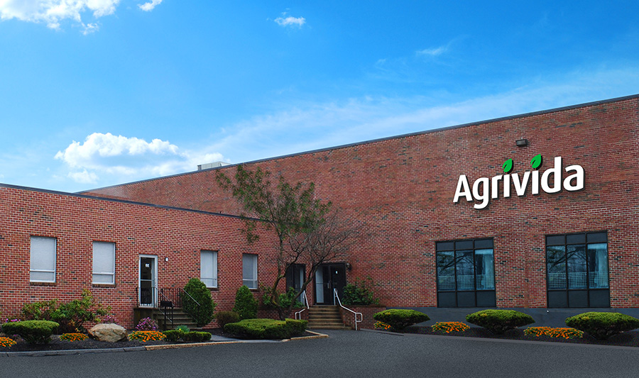 Agrivida headquarters Woburn