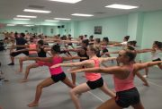 Students in Dance Class