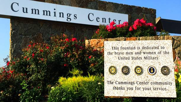 Cummings Center recognizes veteran clients