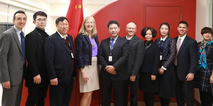 China-based entrepreneurs look to Beverly and Woburn for  business incubator best practices