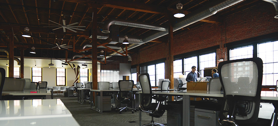Commercial Real Estate Office Design Trends What S Trendy Vs