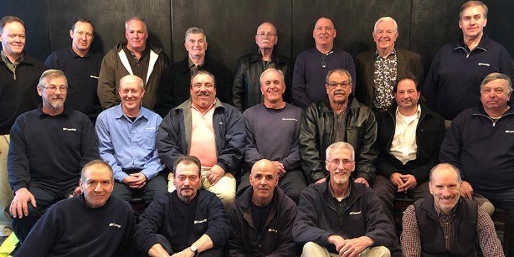 Cummings Properties honors 30-year employees
