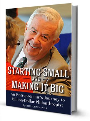 Local Author Bill Cummings