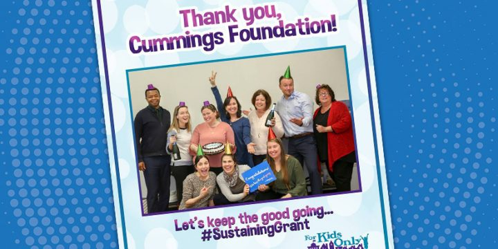 "Cummings Foundation ""sustains"" 33 local nonprofits with $10 million in grants"