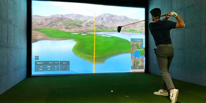 Pure Drive Golf adds to indoor adventures at Cummings