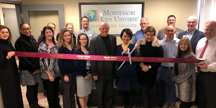 Montessori Kids Universe leases 11,000 square feet in Beverly
